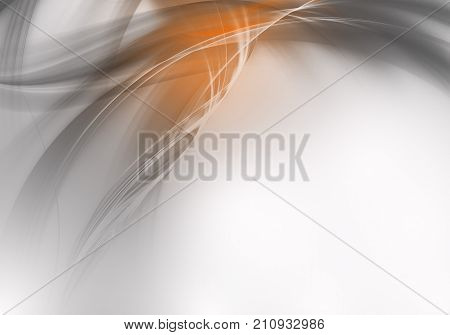 Elegant abstract background design with space for your text