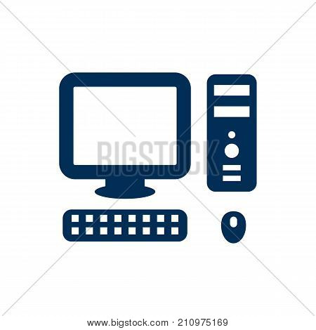 Arbeitsplatz computer clipart  Computer Icon Images, Illustrations, Vectors - Computer Icon Stock ...