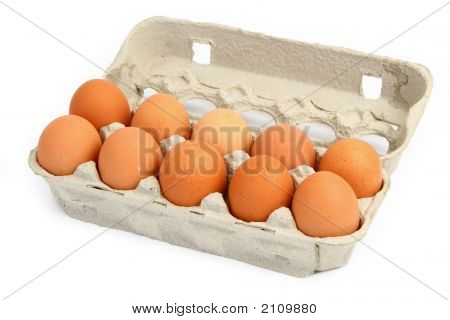 Ten Eggs In A Box