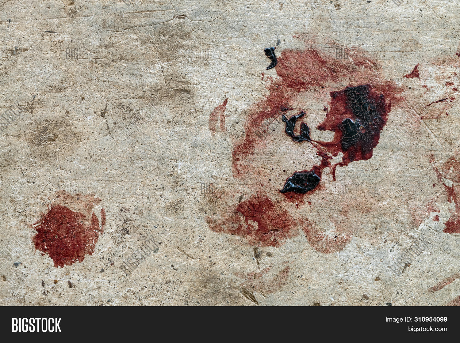 Bloodstain On Dirty Image Photo Free Trial Bigstock Floor, ground, substance designer, tiles, wood • tags: bloodstain on dirty image photo free