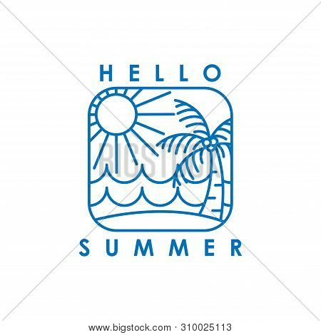 summer summer icon vector photo free trial bigstock summer summer icon vector photo