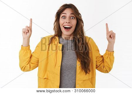 Excited Speechless Image Photo Free Trial Bigstock