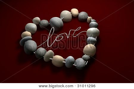 Love Rocks Your Heart With Passion