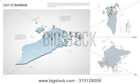 Vector Set Bahrain Vector & Photo (Free Trial)   Bigstock