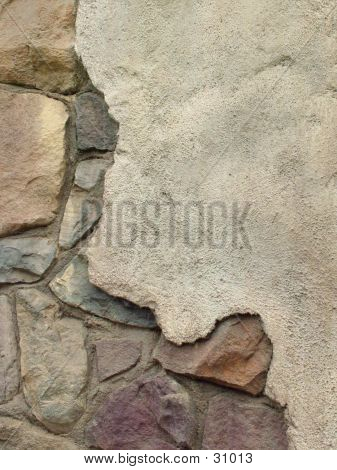 Rock And Cement Background