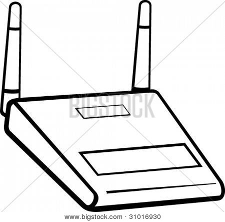 wireless networking router