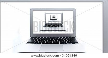 Infinity Laptop.