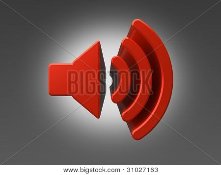 sound level symbol