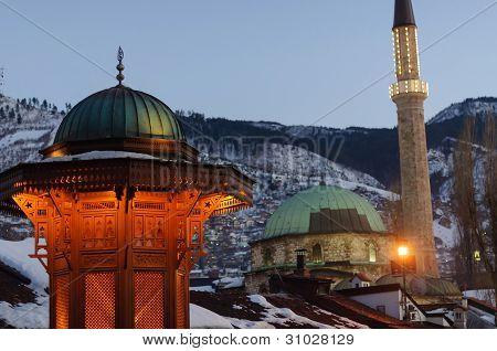 Sarajevo landmarks