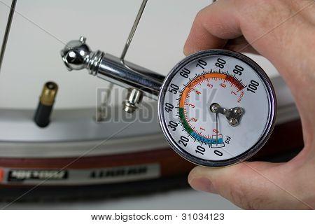 Tire Air Pressure Gauge