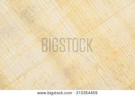 Authentic Egyptian Papyrus Paper, Diagonal Background And Texture 46. Closeup High Resolution.