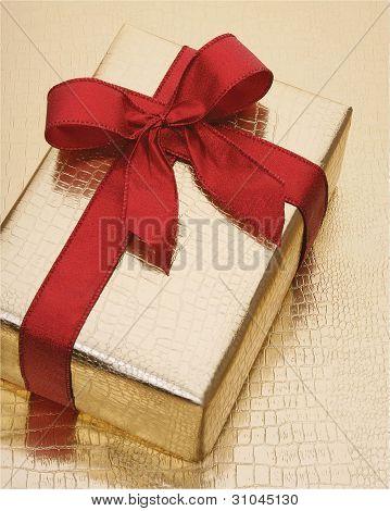 Gold Giftbox