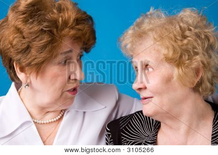 Two Grandmothers.