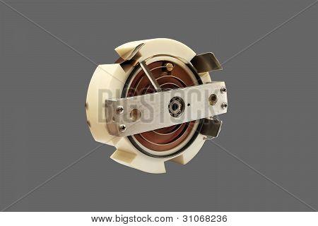 Potentiometer.