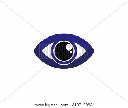 The Eye Of Horus (eye Of Ra, Wadjet) Believed By Ancient Egyptians To Have Healing And Protective Po