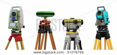 Devices For A Geodesy