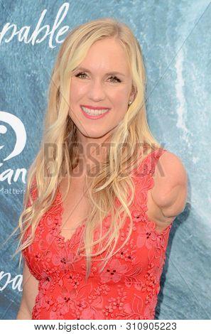 LOS ANGELES - JUL 9:  Bethany Hamilton at the