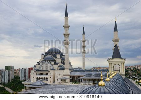 Ankara, Turkey - Ankara North Star (Kuzey Yildizi) Mosque
