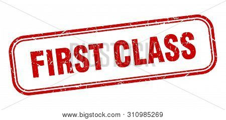 First Class Stamp  Vector & Photo (Free Trial) | Bigstock