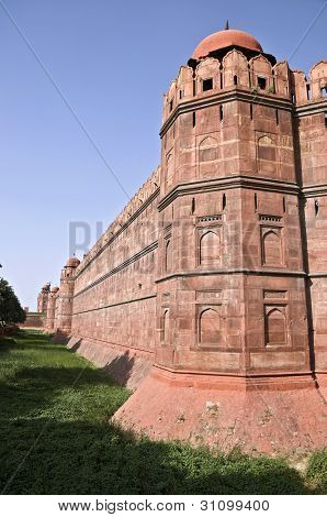 Rotes Fort, Indien