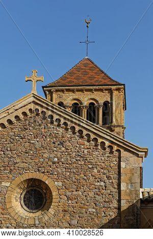 Salles-arbuissonnas Hides The Last Romanesque Cloister Of The Rhône Department