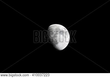 The Moon Is A Companion Of Our Planet.