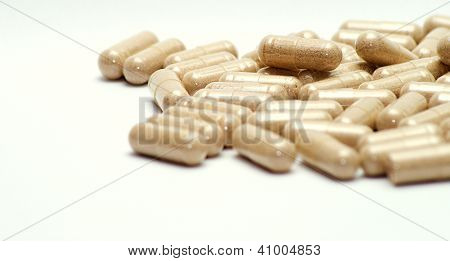 Brown Pills