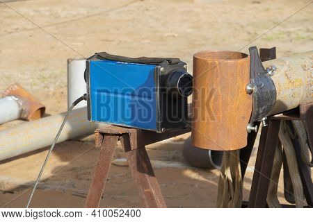 X-ray Control. Non-destructive Testing Of Butt Welds Of Oil And Gas Pipelines. Manual Arc Welding. H