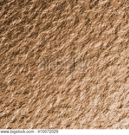 Abstract Pattern Background. Nuggets, Rock Stone, Seamless Texture 3d Illustration.