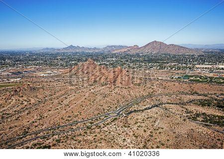 Red Rocks Of Phoenix