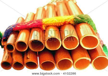Latin American Pan Pipes