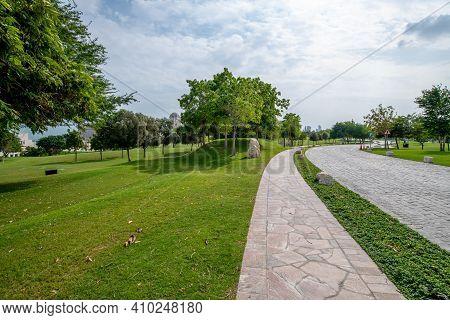 The Katara Green Hills - Park In Doha, Qatar