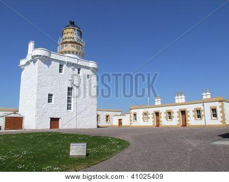 Kinnaird Head Castle Lighthouse, Fraserburgh