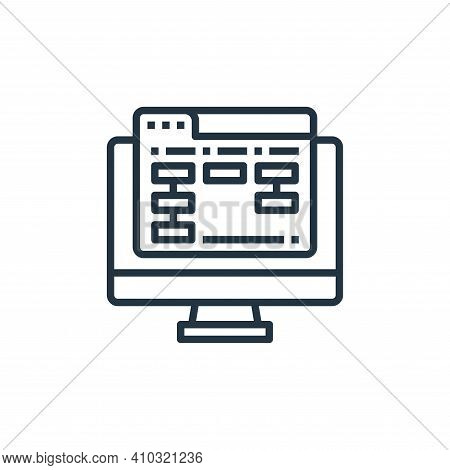 multitasking icon isolated on white background from work from home collection. multitasking icon thi