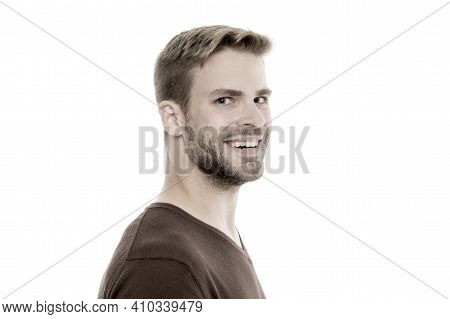 Perfect Bristle Trimming Tips. Barber Hairdresser And Self Care. Male Fashion And Beauty. Bearded Hi