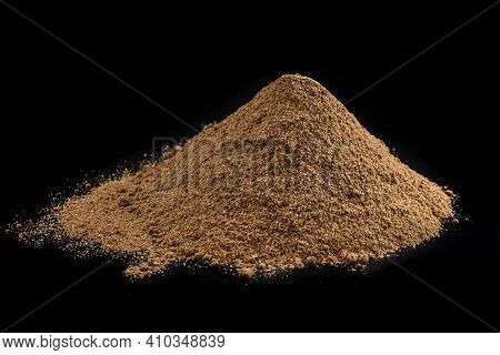 Cerium Oxide, Cerium Or Cerium Dioxide. Rare Earth, Chemical Substance Used In Polishing