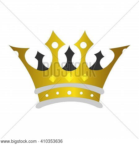 Doodle Crowns. Line Art King Or Queen Crown Sketch, Fellow Crowned Heads Tiara, Beautiful Diadem And