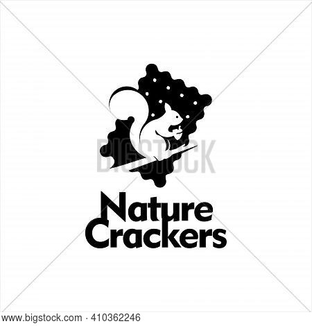 Bakery Logo Ideas Cookie And Crackers Pastry Shop Food Graphic Design Template