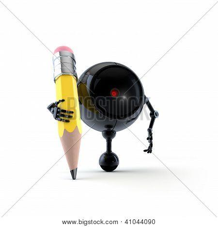 Robot Writing