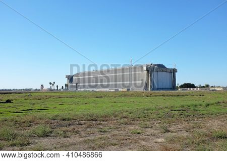 Tustin Blimp Hangar, Building 28 , also known as the North Hangar where current plans will have the iconic structure as the center piece of an 84 acre Regional Park.