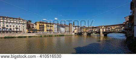 意大利-佛罗伦萨-老桥ponte Vecchio