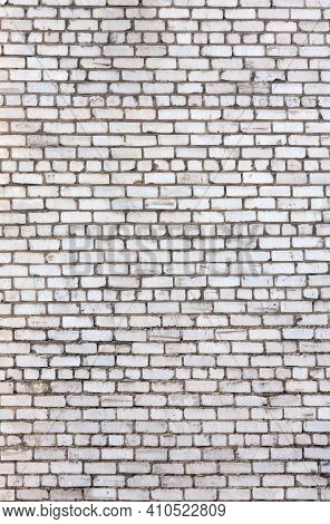 background from white brick wall