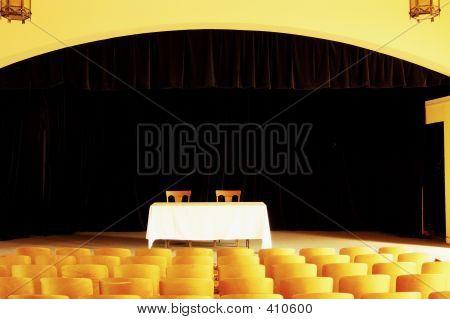 Empty Theater 2