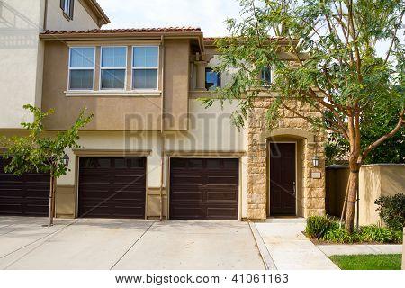 Kalifornien-Eigentumswohnung