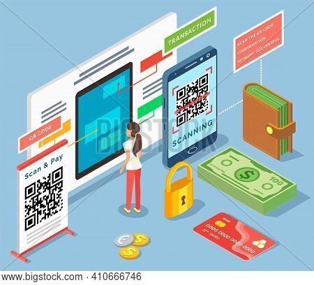Concept Of Electronic Bill And Online Bank, Laptop With Online Payment Application. Payment By Means