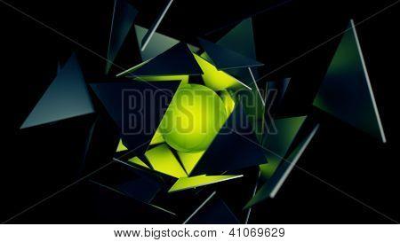 Abstract Explotion