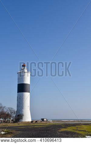 Springtime At The Lighthouse Lange Jan On The Island Oland In Sweden