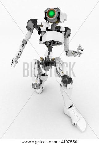 Slim Robot, Dash