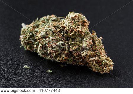 Medical Marijuana Flower Buds. Recreational Marijuana Strain. Cannabis Strain. Dispensary Menu. Hemp