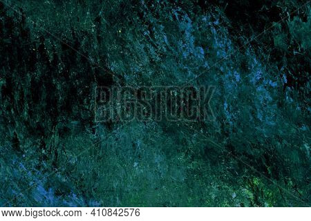 Turquoise And Black Gemstone Textured Background High Quality